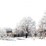 Die GE Brackwede im Winter