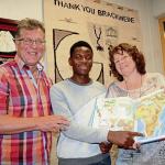 WB Gastschüler Namibia 2017